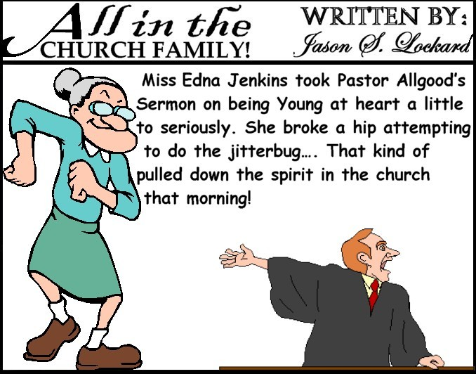All in the Church Family #2