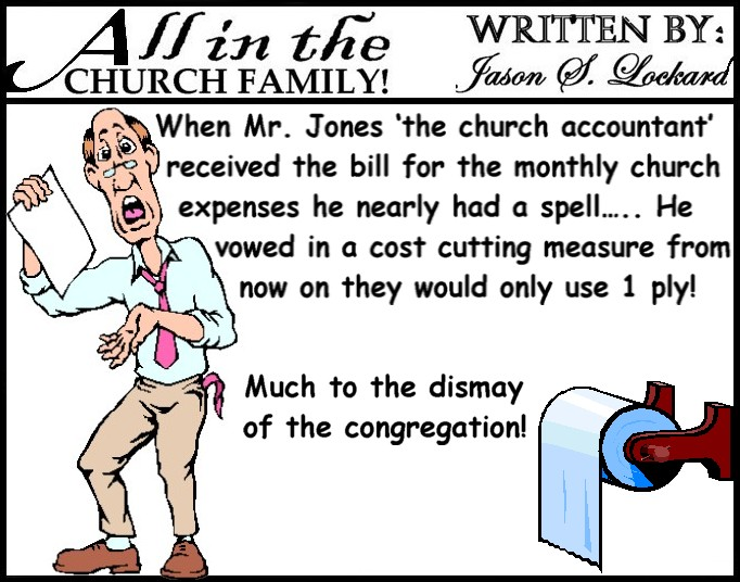 All in the Church Family #3